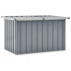 vidaXL Carpa de jardín de PVC azul y blanco 3x4 m