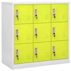 vidaXL Carpa de jardín de PVC rojo y blanco 6x14 m