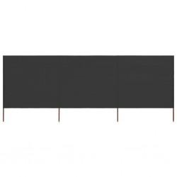 vidaXL Lavabo cuadrado rebosadero cerámica azul claro mate 41x41 cm