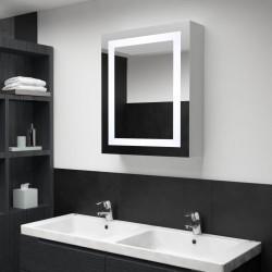 vidaXL Silla mecedora de terciopelo rosa