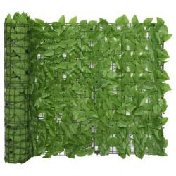 vidaXL Cortinas opacas con ojales look de lino 2 pzas negro 140x175 cm