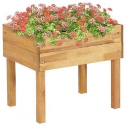 vidaXL Cajas de almacenamiento de bambú 4 unidades