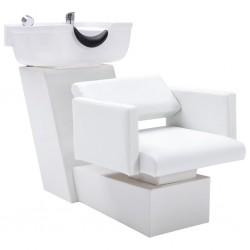 vidaXL Estantería de 5 cubos con cajas tela negra 103x30x72,5 cm