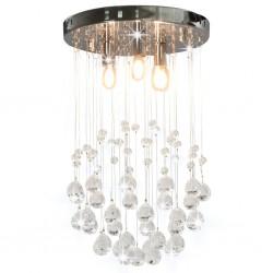 vidaXL Cadenas de nieve para ruedas de coche 2 unidades 9 mm KN90