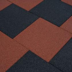 vidaXL Guirnalda de Navidad con nieve flocada verde 10 m PVC