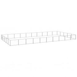"""vidaXL Tela de pantalla de proyección PVC metálico 60"""" 16:9"""