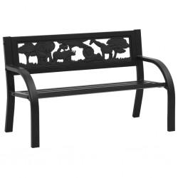 vidaXL Lámpara colgante vintage redonda 25 W latón 41 cm E27