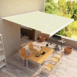 vidaXL Puerta de malla de jardín acero galvanizado gris 289x75 cm