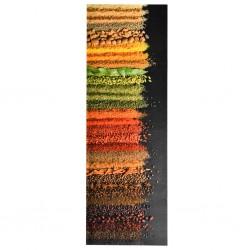 vidaXL Lámpara colgante redonda negra 25 W 48 cm E27