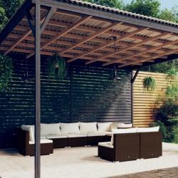 vidaXL Puerta de malla de jardín acero galvanizado gris 289x100 cm