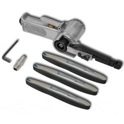 vidaXL Puerta de malla de jardín acero galvanizado gris 289x150 cm