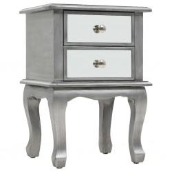vidaXL Puerta de malla de jardín acero galvanizado gris 85,5x100 cm
