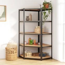 Fruit of the Loom Camisetas originales 10 uds azul marino S algodón