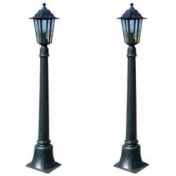 Fruit of the Loom Camisetas originales 5 uds verde S algodón