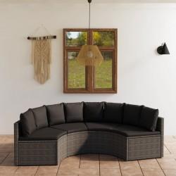 Fruit of the Loom Camisetas originales 5 uds azul claro XXL algodón