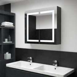 vidaXL Cobertizo de jardín gris acero galvanizado 87x98x159 cm