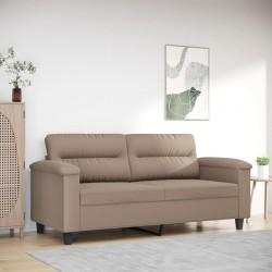 vidaXL Reloj de pared de MDF multicolor 80 cm