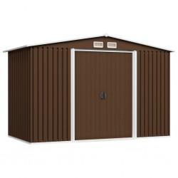 vidaXL Organizadores multicajones con 24 cajones 2 uds 26,5x16x26 cm