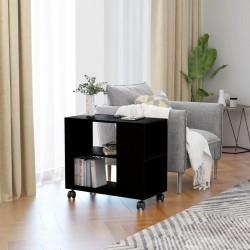vidaXL Estantería madera acacia maciza acabado sheesham 60x30x180 cm