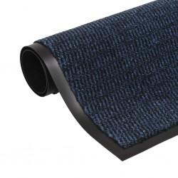 vidaXL Mesita de noche de madera de acacia rugosa 40x30x50 cm