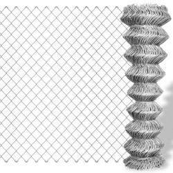 vidaXL Lámpara colgante industrial 25 W blanca redonda 30 cm E27