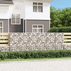 vidaXL Lámpara colgante vintage 25 W multicolor redonda 31 cm E27