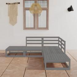 vidaXL Cobertizo de jardín acero galvanizado verde 205x129x183 cm