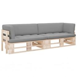 vidaXL Cobertizo de jardín acero galvanizado antracita 205x129x183 cm