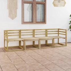 vidaXL Lámparas de pared/techo industrial 2 uds latón 20x25 cm E27