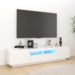 vidaXL Lámparas industriales de pared/techo 2 uds blanca 20x25 cm E27