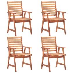 Fruit of the Loom Camisetas originales 5 uds gris S algodón