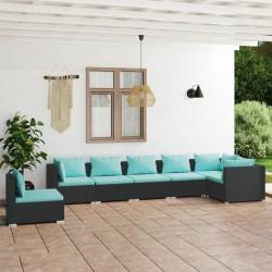 Fruit of the Loom Camisetas originales 10 uds azul marino L algodón