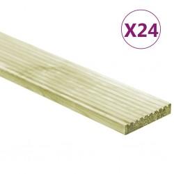 Fruit of the Loom Camisetas originales 10 uds azul marino XL algodón
