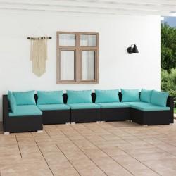 Fruit of the Loom Camisetas originales 10 uds azul marino 3XL algodón