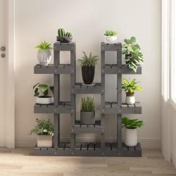 vidaXL Set de comedor de jardín 5 piezas metal y PP azul
