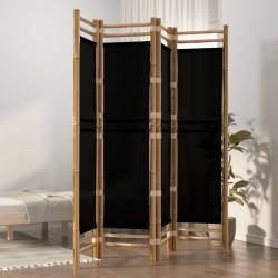 vidaXL Set de comedor de jardín 5 piezas metal y PP rojo