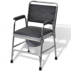 vidaXL Lámpara colgante industrial 58 cm negro E27