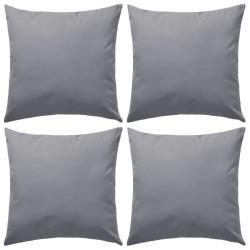 vidaXL Lámpara colgante industrial 42 cm negro E27