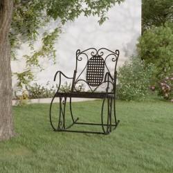vidaXL Jardinera de gaviones de acero 450x50x50 cm