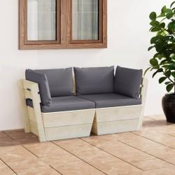 vidaXL Esterilla inflable de gimnasia con bomba PVC rosa 500x100x20 cm