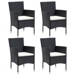 vidaXL Reloj aviador de metal gris 41x8x17 cm