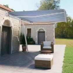 4 fundas grises para cojines de algodón, 50 x 50 cm