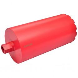 vidaXL Rollo hinchable de gimnasia con bomba PVC rosa 120x75 cm