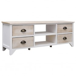 vidaXL Rollo hinchable de gimnasia con bomba PVC azul 120x90 cm