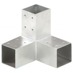 vidaXL Set de muebles de jardín 4 pzas y cojines ratán sintético gris