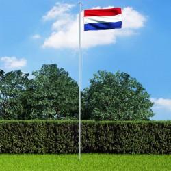 vidaXL Set de muebles de jardín 6 pzas y cojines ratán sintético gris