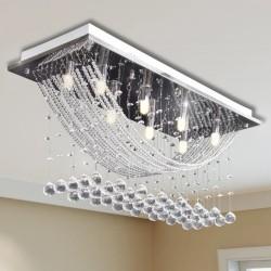 vidaXL Juego de 4 postes de barrera cadena de plástico 10 m cada una