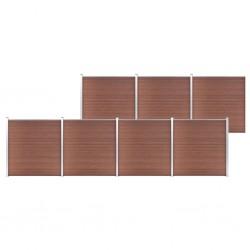 vidaXL Árbol para gatos con cepillo de aseo y poste rascador