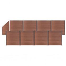 vidaXL Árbol para gatos túnel superior y juguete hierba marina 56 cm