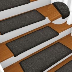 vidaXL Árbol para gatos con túnel y poste rascador hierba marina 69 cm